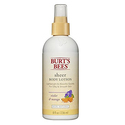 Burt's Bees Sheer Body Lotion (Pack of 3)