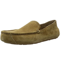 UGG Men's Hunley Chestnut Suede Loafer