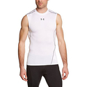 Under Armour Men's HeatGear Armour Sleeveless Compression Shirt