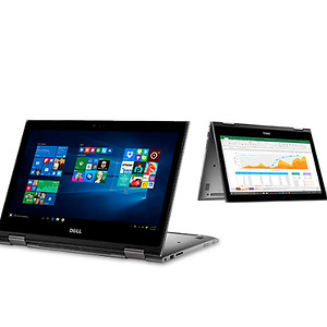 Dell Inspiron 13 i5368-10024GRY Signature Edition 2 in 1 PC