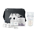 Philips Avent Electric Double Breast Pump with 25 Milk Storage Bags