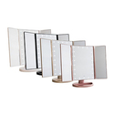 Touch 3.0 Trifold Dimmable LED Makeup Mirror