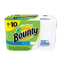 Bounty Paper Towel Mega Roll 6-Pack