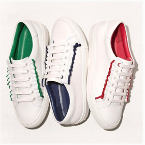 Tory Burch: Up to 30% OFF Sneakers
