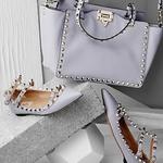Rue La La: Valentino鞋包折扣高达60% OFF