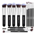 BS-MALL Makeup Brushes Premium 14 Pcs