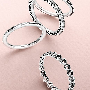 Rue La La: Pandora bracelets,rings and more Up to 50% OFF