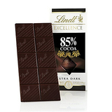 Lindt 瑞士莲85%黑巧克力100g x 12块