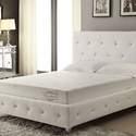 "AC Pacific 6"" Aloe Vera Memory Foam Mattress"