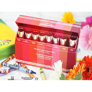 Sephora: Clinique X Chubby Stick™ Crayon Box in 4 Brilliant Colors