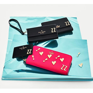 kate spade: Extra 25% OFF All Sale Wallets
