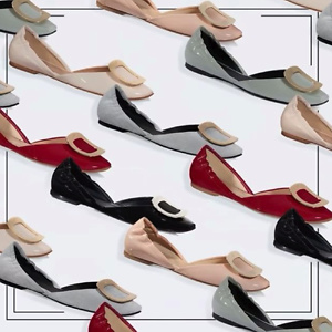 Luisaviaroma: Up to 12% OFF Roger Vivier Chips D'orsay Shoes