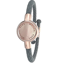 Michael Kors Access Activity Tracker Crosby Grey Silicone Rose Gold Bracelet