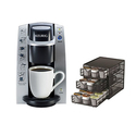 Keurig K-Cup In-Room Brewing System Plus Caddy