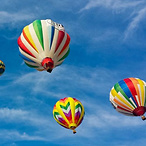 新泽西热气球节双人门票