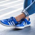 adidas Originals Boys' Gazelle J Sneaker