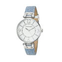 Anne Klein Women's Quartz Blue Casual Watch (Model: 10/9169WTLD)