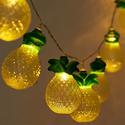 Wishwill Indoor Mini Pineapple Shaped String Light