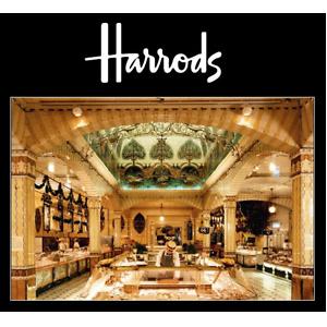 Harrods: 部分单品7折+17%退税