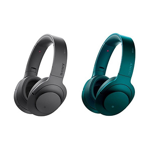 Sony MDR100 h.Ear On Wireless Noise Canceling Bluetooth Headphones