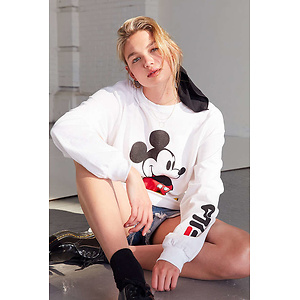 Urban Outfitters: New Arrivals of Mickey Clothing
