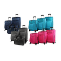 Ciao Sport Challenger Spinner Luggage Set (3-Piece)