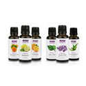 Now Foods Essential Oils Set (3-Piece) from $13.99