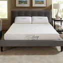 "Nature's Sleep 8"" Gel Infused Memory-Foam Mattress from $199.99"