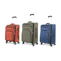 SwissGear Softside 8-Wheel Spinner Luggage