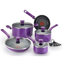 T-fal Nonstick Thermo-Spot Cookware Set