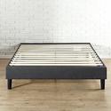 Zinus Essential Upholstered Platform Bed Frame