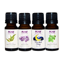 Now Foods Essential Oil Set (4-Piece)
