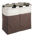 Whitmor Laundry Hamper, 2-Section