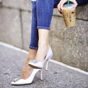 Farfetch: Up to 40% OFF Manolo Blahnik Shoes