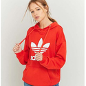 adidas Originals Women's Trefoil Hoody