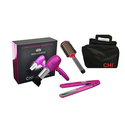 CHI Miss Universe Collection Blowdryer or Hair Straightener Bundle