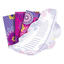 Always Radiant Regular Pads with Wings 30 Count - Pack of 3
