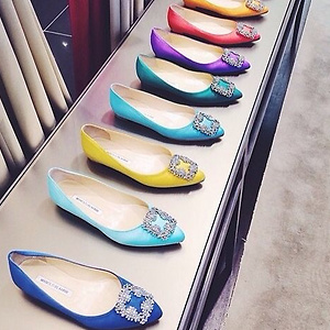 Bergdorf Goodman: Select Manolo Blahnik Shoes Up to 50% OFF