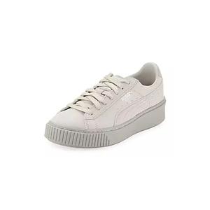 Puma Basket 麂皮厚底运动鞋