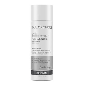 SkinCareRx: PAULA'S CHOICE SKIN PERFECTING 2% BHA LIQUID EXFOLIANT