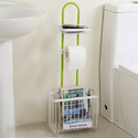 Lifewit Toilet Roll Paper Holder Caddy