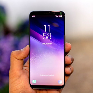 Samsung Galaxy S8 or 8+ 64GB 4G LTE Smartphone (GSM and CDMA Unlocked)