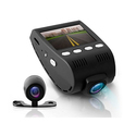 Pyle 1080p Full HD Dash Cam and Backup Cam