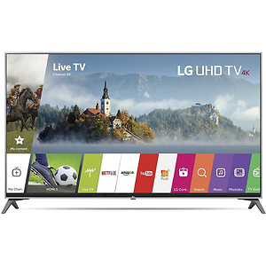 LG 60-inch Super UHD 4K HDR Smart LED TV