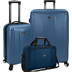 U.S. Traveler 3-Pc Luggage Set