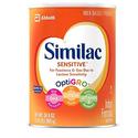 Similac Sensitive Infant Formula with Iron (Pack of 3)