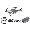 DJI Mavic Pro Drone + Extra Battery + Car Charger Bundle