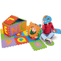 Matney Kid's Foam Floor Alphabet and Number Puzzle Mat
