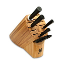 Shun VBS0600 Sora 6-Piece Basic Block Knife Set