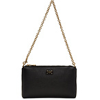 Black Small Chain Pouch